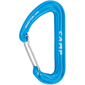 Camp Photon Wire Carabiner Light Blue